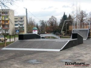 Skatepark w Warce - 5