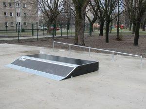 Skatepark w Warszawie