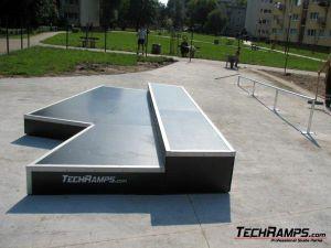 Skatepark w Warszawie - 1