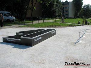 Skatepark w Warszawie - 2