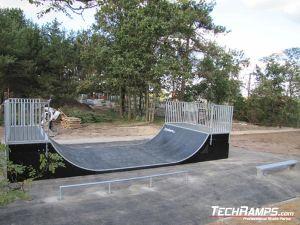 Skatepark w Warszawie-Białołęce_2