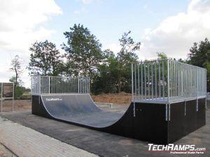 Skatepark w Warszawie-Białołęce_4