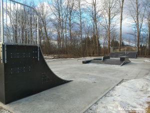 Skatepark w Warszawie dzielnicy Bemowo