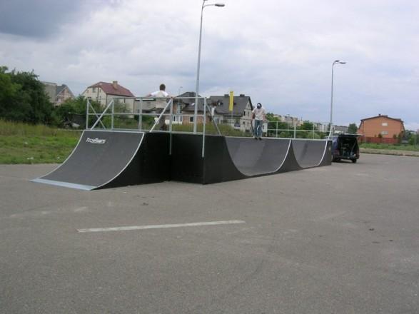 Skatepark w Wejherowie