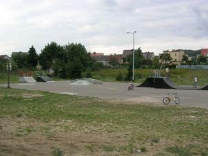 Skatepark w Wejherowie 2