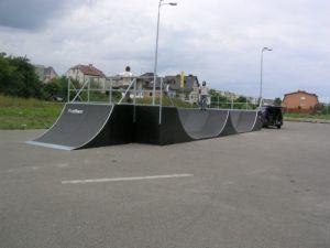 Skatepark w Wejherowie 4