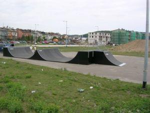 Skatepark w Wejherowie 5