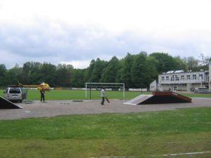 Skatepark w Wieluniu 1
