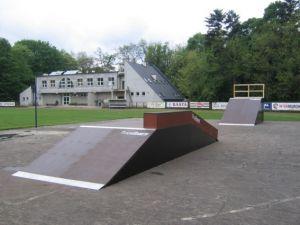 Skatepark w Wieluniu 10