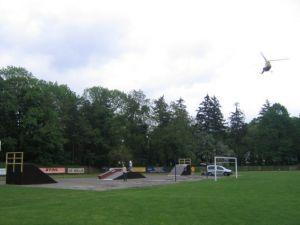 Skatepark w Wieluniu 4