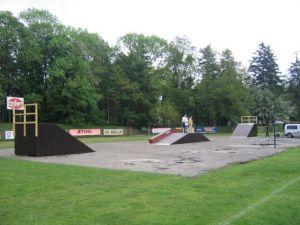 Skatepark w Wieluniu 5