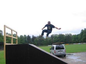 Skatepark w Wieluniu 6