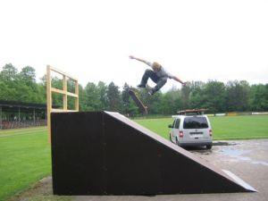 Skatepark w Wieluniu 7