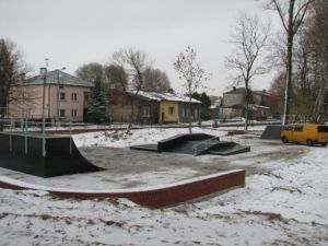 Skatepark w Wolbromiu 5