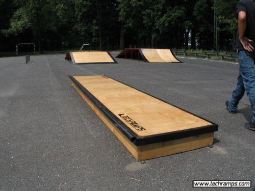 Skatepark w Wolsztynie