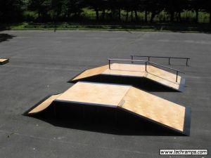 Skatepark w Wolsztynie 2