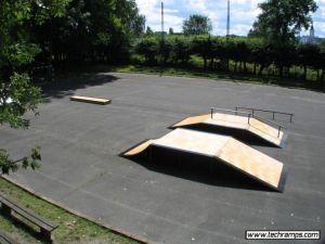 Skatepark w Wolsztynie 3