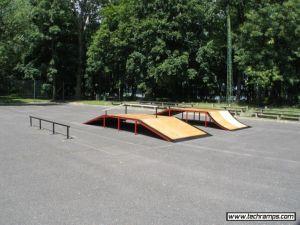 Skatepark w Wolsztynie 6