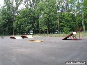 Skatepark w Wolsztynie 9