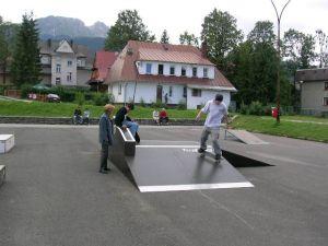 Skatepark w Zakopanem 3