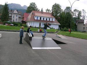Skatepark w Zakopanem 4