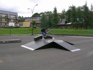 Skatepark w Zakopanem 5