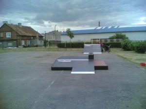 Skatepark w Zalewie 2