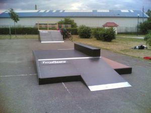 Skatepark w Zalewie 3