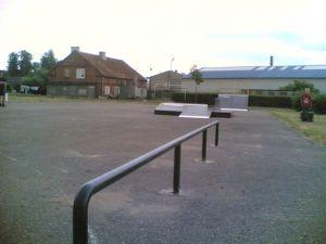 Skatepark w Zalewie 5