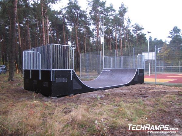 Skatepark w Żarkach Letnisko