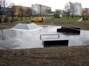 Skatepark w Zdzieszowicach