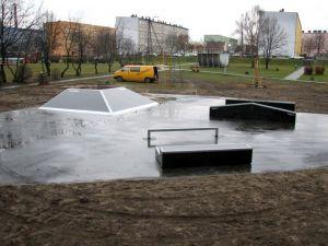 Skatepark w Zdzieszowicach 6