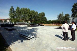 Skatepark w Zgorzelec
