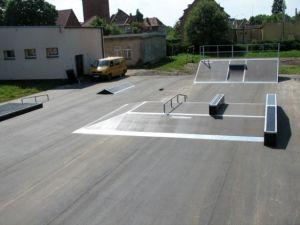 Skatepark w Złocieńcu 2
