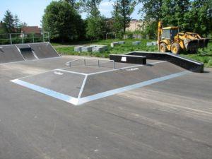 Skatepark w Złocieńcu 3