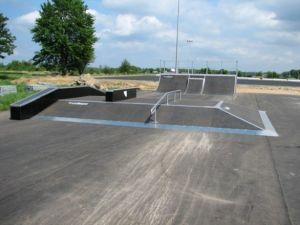 Skatepark w Złocieńcu 4