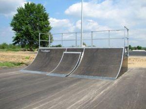 Skatepark w Złocieńcu 5