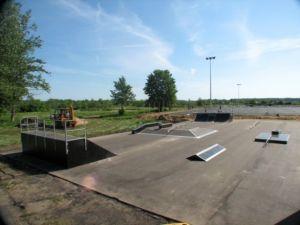 Skatepark w Złocieńcu 6