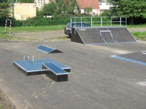 Skatepark w Złocieńcu 8