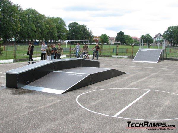 Skatepark w Złotowie