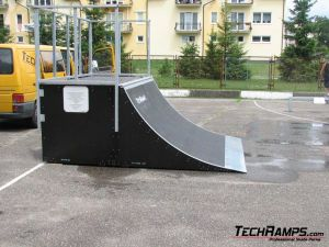 Skatepark w Złotowie - 1