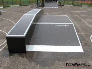 Skatepark w Złotowie - 2