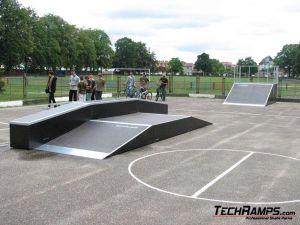 Skatepark w Złotowie - 7