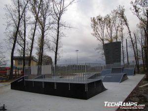 Skatepark w Żmigrodzie - 1