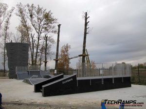 Skatepark w Żmigrodzie - 2