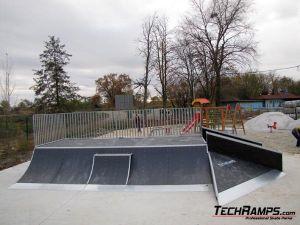 Skatepark w Żmigrodzie - 5