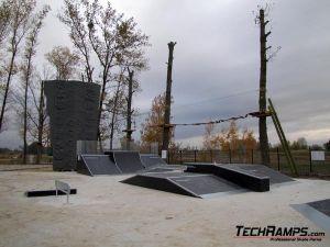 Skatepark w Żmigrodzie - 6