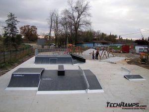 Skatepark w Żmigrodzie - 9