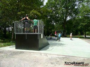 Skatepark w Zuii - 4