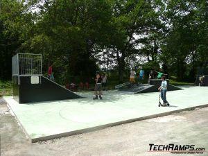 Skatepark w Zuii - 5